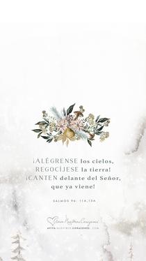 Salmos 96:11A-13:A desktop wallpaper