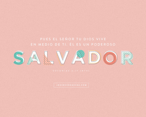 Sofonías 3:17 desktop wallpaper